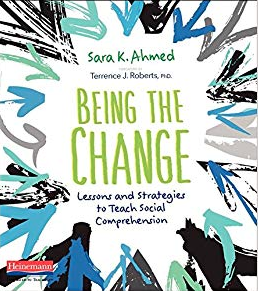 A Book Review: Being the Change